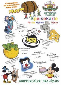 Kinderkarte
